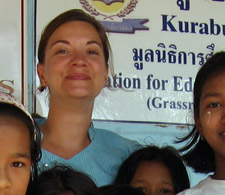 Volunteering Southern Thailand - Teaching English