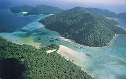 Koh Surin National Park Island Tour