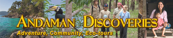 Andaman Discoveries - Adventure, Community, Eco-tours