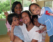 Volunteering Southern Thailand - Orphanage children