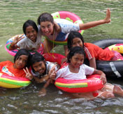 Southern Thailand Andaman tourism - children's activities