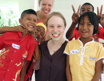 Southern Thailand Study Tours - Student-centered learning