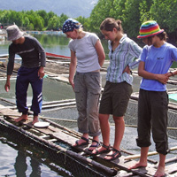 Cultural Activities - Fish Farm