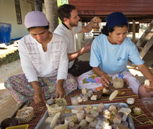 Handicraft tours - Soap Making workshop