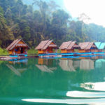 Floating Raft Houses Khao Sok