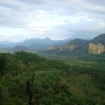 View of Khao Sok