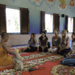 Learning about Buddhism