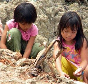 Volunteering Southern Thailand - Orphanage children