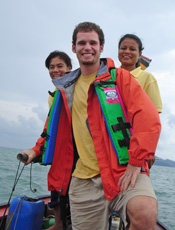 Andaman tours Thailand - fishing trip activity