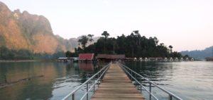 Lake resize
