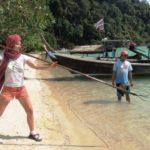 Moken Spear Fishing
