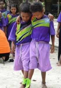 Koh Surin Children's Day Celebrations