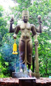 Koh Kho Khao statue