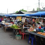 Kuraburi Market