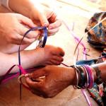 Pandanus Bracelets
