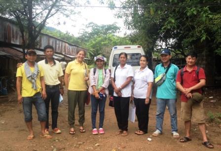 student enrollment for burmese migrant children education center kuraburi