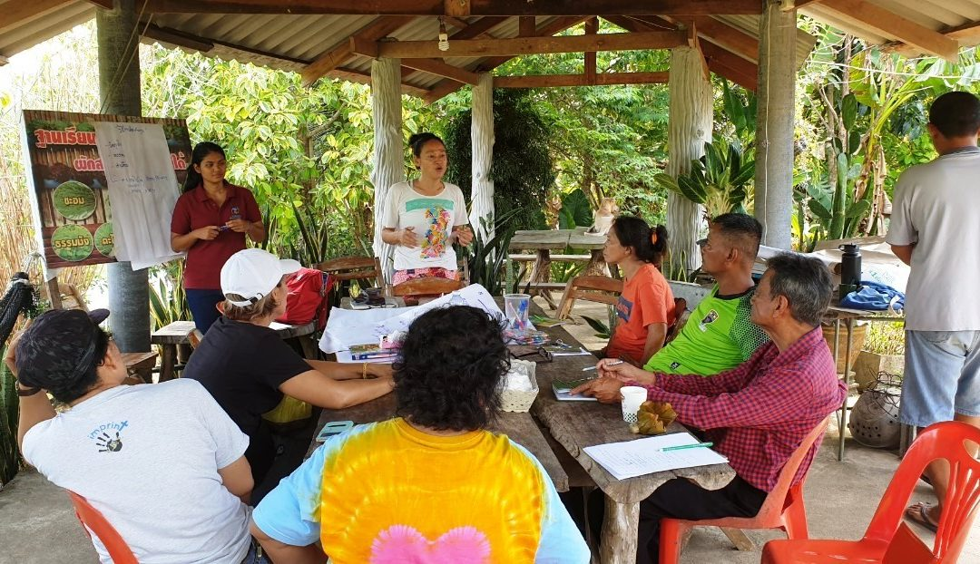 Responsible Tourism Training at Klong Nang Yon Community Enterprise